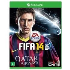 [Efácil] Jogo Xbox One FIFA 14 - EA Game por R$ 10