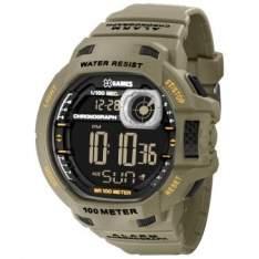 [CLUBE DO RICARDO] Relógio Masculino X-Games Digital, Pulseira de Poliuretano, Caixa de 5 cm, Resistência a Água 100 Metros - XMPPD310 PXEX - R$60