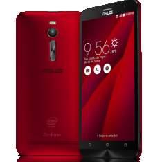 [Voltou- Asus Store] ASUS Zenfone 2 4GB/32GB Vermelho por R$ 1034