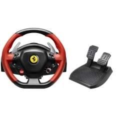 [Americanas] Volante Com Pedal Thrustmaster Ferrari 458 Spider Racing Wheel Xbox One - R$600