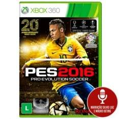 [Clube do Ricardo] Jogo Pro Evolution Soccer 2016 para Xbox 360 - por R$70