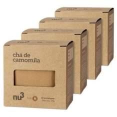 [Natue] Kit com 4 chá de camomila R$7