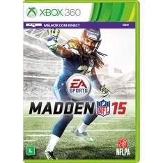 [Submarino] Game - Madden NFL 15 - Xbox 360 por R$ 40