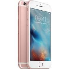 "[Submarino] iPhone 6s 16GB Ouro Rosa Tela 4.7"" iOS 9 4G 12MP - Apple por R$ 3239"