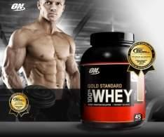 [Extra] Whey Gold Standard 900g Optimum Nutritiom por apena 155,00.