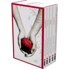 [Americanas] Box Saga Crepúsculo (5 Livros) - R$35