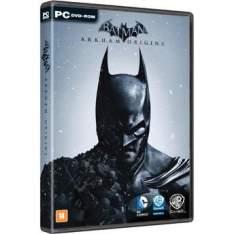 [walmart] Jogo Batman: Arkham Origins - PC por R$ 24,90