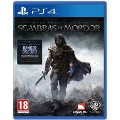 [Submarino] Sombras de Mordor - R$ 97,00