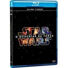 [Submarino] Blu-ray - Star Wars - O Despertar da Força - 2 Discos - R$49