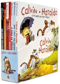 [Saraiva] Box Calvin e Haroldo - 7 Volumes - R$80