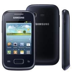 [PONTOFRIO] Samsung Galaxy Pocket Plus Preto GT-S5301 - R$49,00