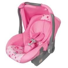 [EXTRA] Bebê Conforto Tutti Baby Nino - Rosa - R$130