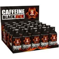 [NETSHOES] CAFFEINE BLACK JACK 60 ML C/ 25 UNI. - MIDWAY por 54