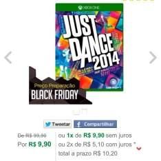 [Ricardo Eletro] Jogo Just Dance 2014 para Xbox One (XONE) - Ubisoft por R$ 10
