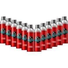 [Sou Barato - voltou] Kit com 12 Desodorantes Antitranspirante Old Spice - por R$ 66