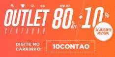 [Centauro] Cupom de 10% de desconto