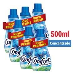 [Ponto Frio] Kit com 6 Comfort Concentrado - 500ml - por R$30