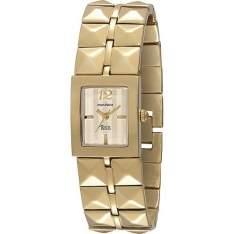 [Sou Barato] Relógio Mondaine Dourado ou Prata - por R$45