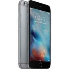 [Detonashop] Apple Iphone 6S - Cinza Espacial - 16G - Desbloqueado - Model A1688 - por R$3099