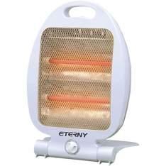 [Sou Barato] Mini Aquecedor Elétrico Eterny Cinza - 220 volts - por R$36