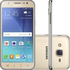 [AMERICANAS] Smartphone Samsung Galaxy J5 Duos - Dourado - $740