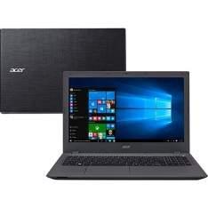 "[AMERICANAS] Notebook Acer E5-573-541L Intel Core i5 4GB 1TB Tela LED 15,6"" Windows 10 - Grafite - R$1889"