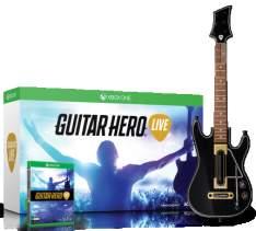 [Saraiva] Game Guitar Hero PS4 ou Xone - por R$224 (no boleto)