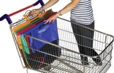 [PEIXE URBANO]  Kit com 4 Sacolas para Supermercado com frete grátis - R$130