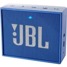 [Americanas] Caixa de Som JBL Go - Azul - R$130