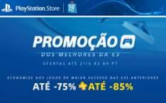 [PlayStation®Store]| Promoção dos Melhores da E3