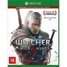 [Americanas] The Witcher 3 - Xbox One - R$105