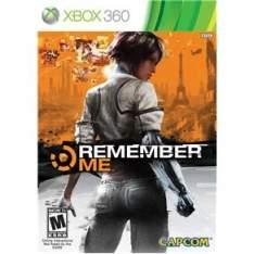 [Casas Bahia] Jogo Remember Me - Xbox 360 - R$30