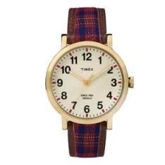 [CASAS BAHIA] Relógio Masculino Analógico Timex - Vinho