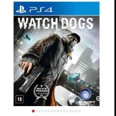 [Extra] Jogo: Watch Dogs - PS4 por R$ 70