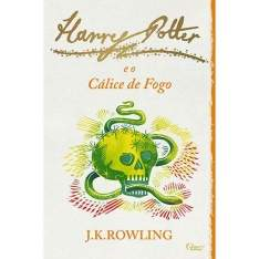 [Submarino] Livro - Harry Potter e o Cálice de Fogo - Edição Limitada