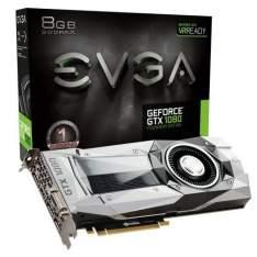 [ChipArt] PLACA DE VÍDEO EVGA GTX 1080 FOUNDERS EDITION 8GB GDDR5X 256BITS 08G-P4-6180-KR **PRÉ - VENDA** R$ 3.700