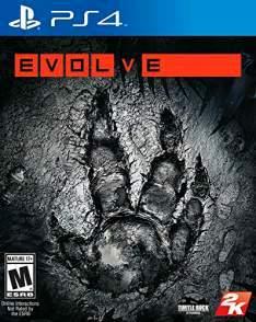 [Ricardo Eletro] Jogo Evolve para Playstation 4 (PS4) - 2K