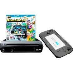 [Americanas] Console Nintendo Wii U 32GB mais 2 jogos - R$ - R$1050