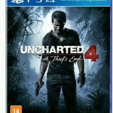 [Ponto Frio] Jogo Uncharted 4: A Thief's End - PS4 - R$139