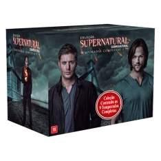[Submarino] Coleção DVD - Supernatural: Temporadas Completas 1-9 (53 Discos) - R$50