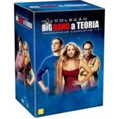 [SUBMARINO] Coleção DVD - Big Bang: A Teoria - Temporadas Completas 1-7 (22 Discos) - R$40
