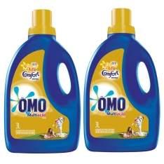 [Ponto Frio] Detergente Líquido Omo Multiação com Toque de Comfort Energy 3L - 2 Unidades R$42