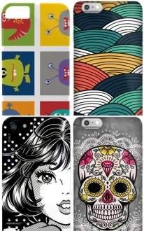 [Saraiva] Capas para iPhone 5/5S, 6, 6 Plus + Película Protetora - R$9 cada