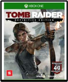 [Saraiva] Tomb Raider - Definitive Edition - Xbox One por R$ 45
