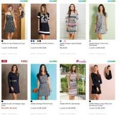[Posthaus] 3 vestidos femininos por R$60