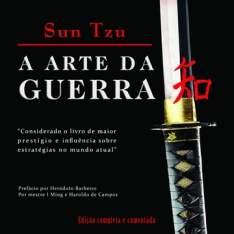 [TocaLivros] Sun Tzu A Arte da Guerra - R$ 1,99