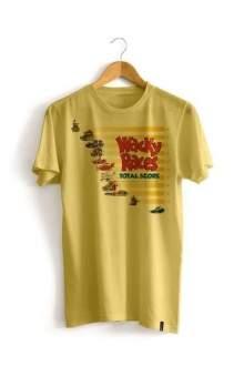 [SARAIVA] Camiseta Vintage Corrida Maluca - Unissex - Tam. P