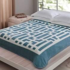 [Havan] Cobertor Casal Raschel Aveludado  - R$ 60