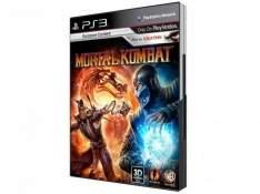 [Magazine Luiza] Mortal Kombat Komplete Edition - PS3 - R$50