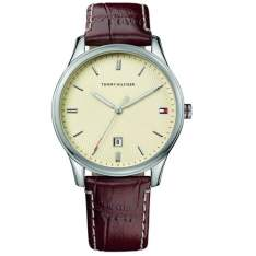 [VIVARA] Relógio Tommy Hilfiger Masculino Couro Marrom - R$225